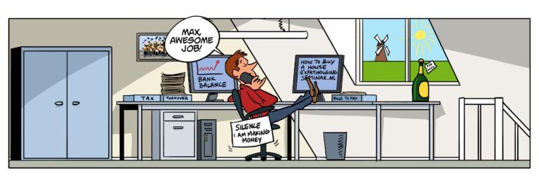 entrepreneurs income tax return