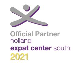 Expat Center South Official Partner Logo = 2021