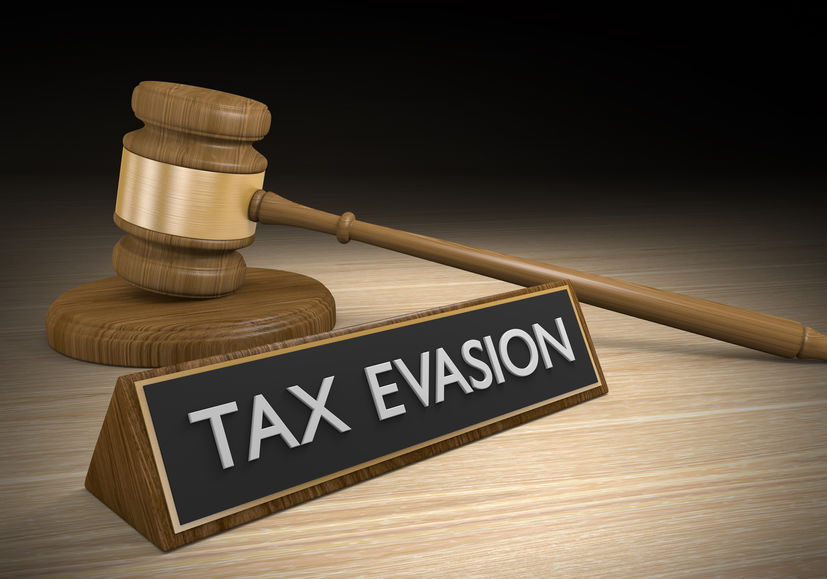 Community service for not cooperating tax audit
